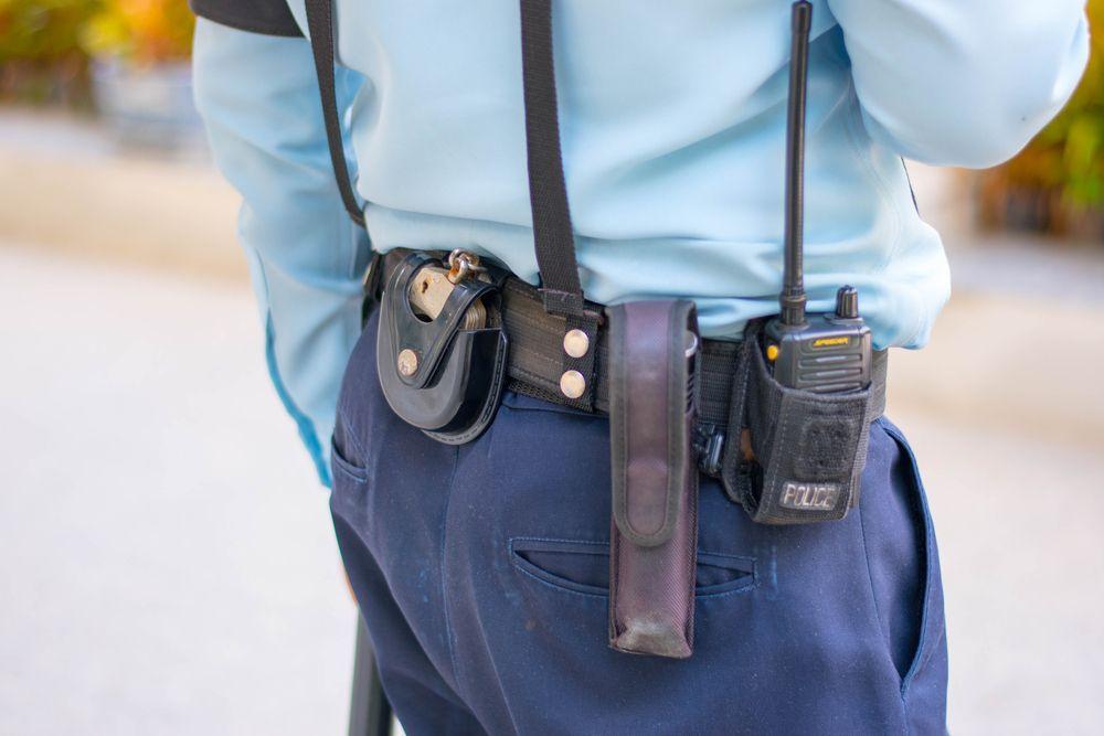 Les principaux matériels pour être un agent de sécurité efficace