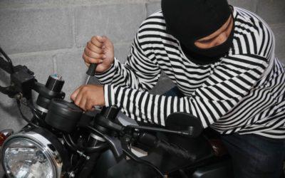 5 astuces pour éviter de vous faire voler votre moto
